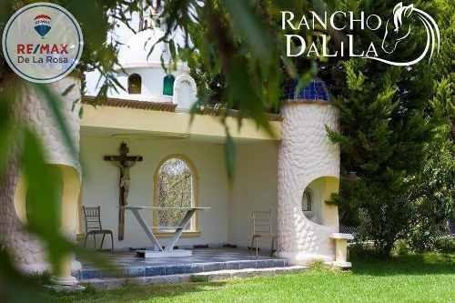 magnifico rancho en venta a 9min carretera méxico