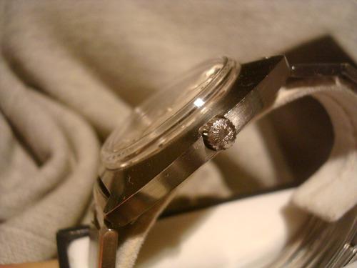 magnifico reloj longines conquest automatic superjoya unico!