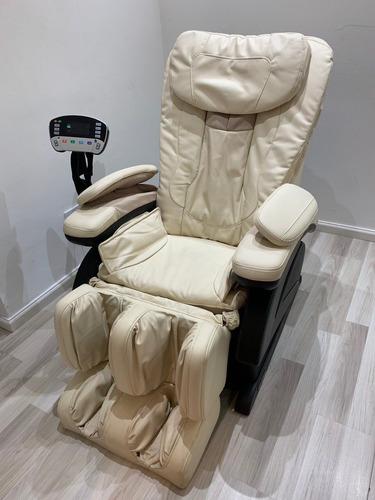 magnifico sillón de masajes