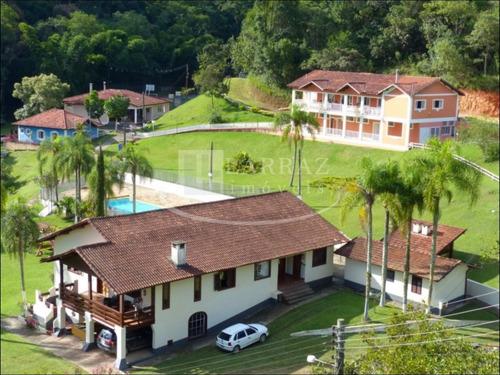 magnifico sitio hotel fazenda para venda em cajamar-sp, com 314.000 m2 de area total e mais de 4.000 m2 construidos, varias construções e nascentes - st00004 - 33995360