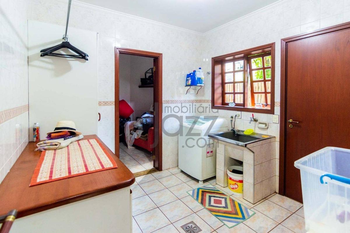 magnífico sobrado com 3 dormitório no cond residencial sapucaia - cidade universitária ii - ca2625