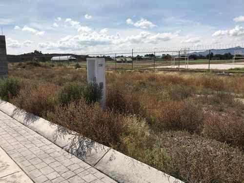 magnifico terreno en venta en fracc. privado alvento habitat