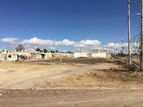 magnifico terreno lotificado en venta en tizayuca