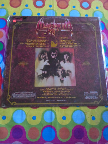 magnum lp on a storyteller's night 1985 con incer