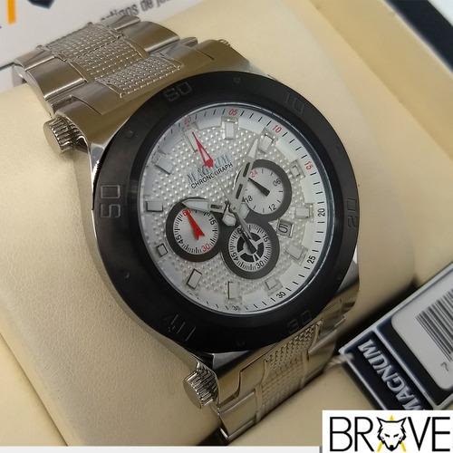 magnum masculino relógio