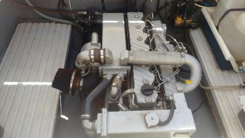 magnum offshore 29 mwm sprinter 200 hp 1991/2004. caiera