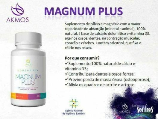 magnum plus. osteoporose