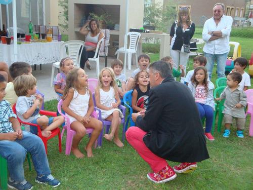 mago alejandro show magia y humor adultos infantil burbujas