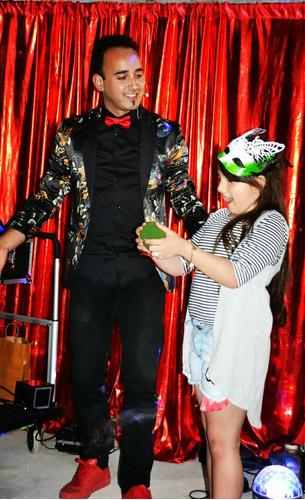 mago comediante show infantil familiar y adultos chucu magic