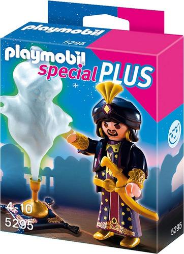 mago con genio de la lámpara 5295 - playmobil