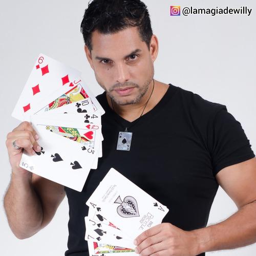 mago - la magia de willy - show de magia infantil y general