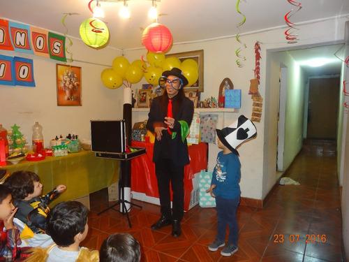 mago - magia infantil - cumpleaños y eventos