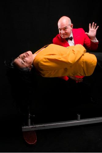mago mandrake jr.  show mágico para todas las edades.