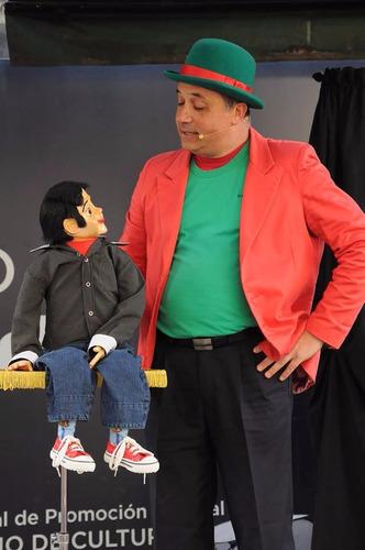 mago multtán, magia infantil y adultos.ventriloquia