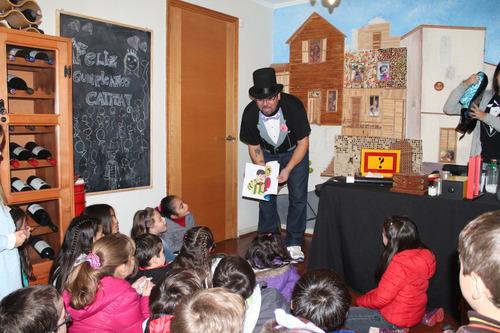 mago show de magia+humor cumpleaños infantiles animación