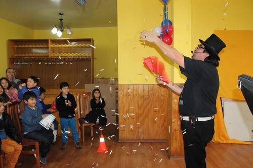 mago show de magia+humor cumpleaños virtual zoom meet etc