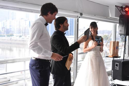 mago show de magia y humor animación cumpleaños casamientos