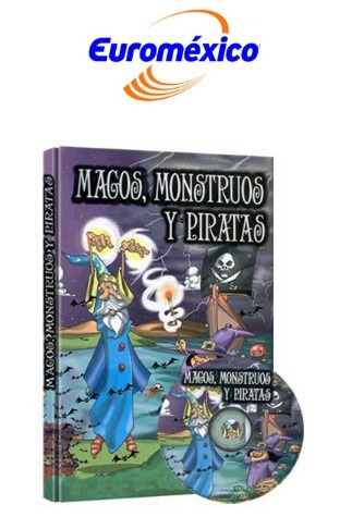 magos, monstruos y piratas 1 vol euromexico
