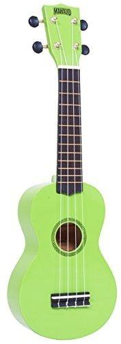 mahalo ukuleles mr1gn rainbow series soprano ukelele