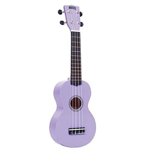 mahalo ukuleles mr1pp rainbow series soprano ukelele