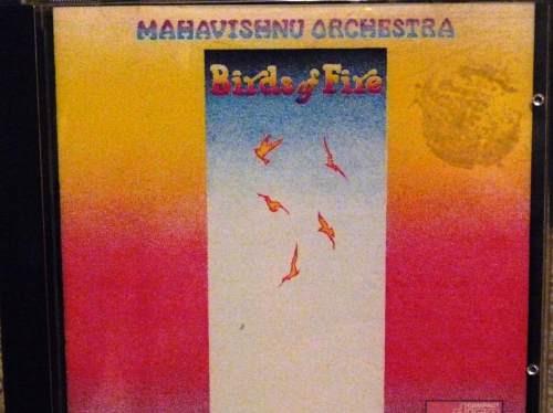 mahavishnu orchestra. birds of fire.