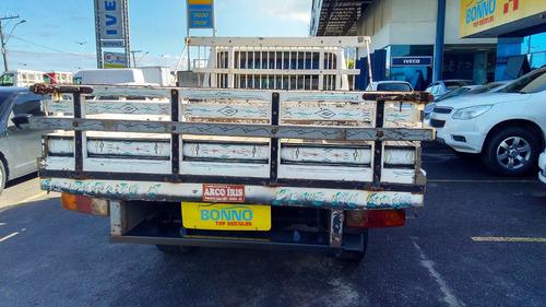 mahindra bramont scorpio sc 4x4 c/ carroceria de madeira