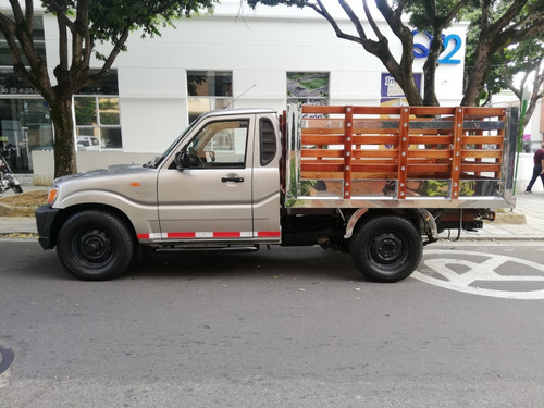 mahindra modelo 2014 4x4 diesel vendo - permuto