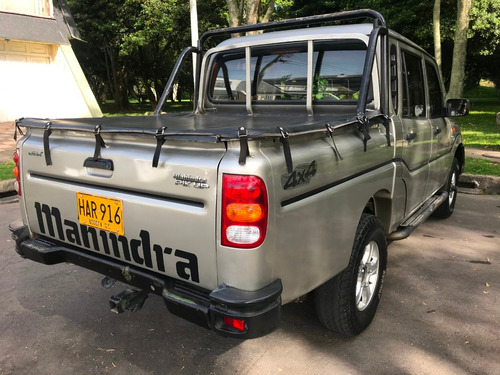 mahindra pick up 4x4 turbo diesel 2013