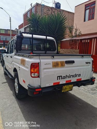mahindra pick up  mecánica