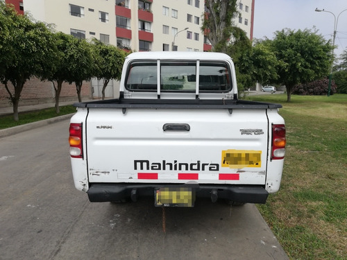mahindra pick up pick up full 4x4