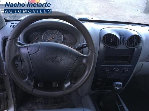 mahindra pick up turbo 2.5 2013