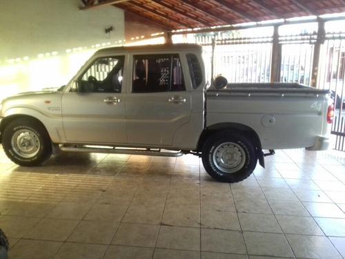 mahindra pickup