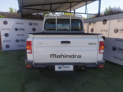 mahindra pik-up 2.2 new pik up crde 2018