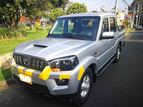 mahindra pik-up doble cabina 4x4 2.2l diesel