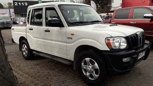 mahindra pik up pickup dc abs 4wd di