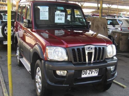 mahindra scorpio  2.2 4x2 glx 2011
