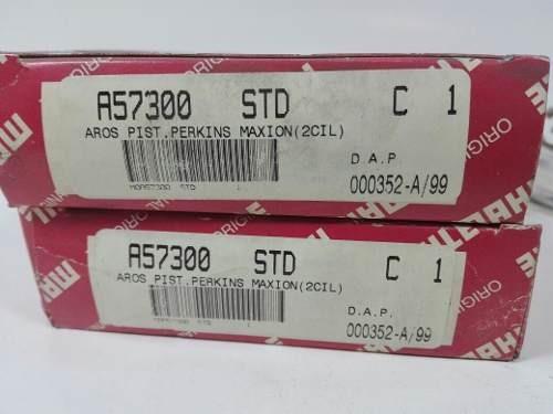 mahle a57300 std para motor perkins s4 4.1 chevcar