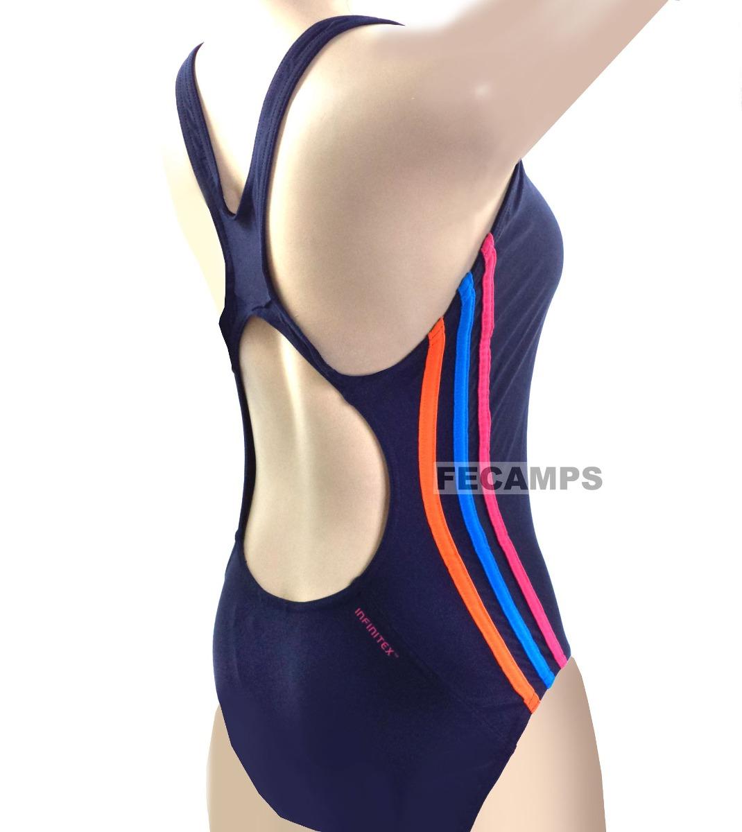 maiô adidas infinitex 3s lycra natação competição performanc. Carregando  zoom. 94b9a9d10e4