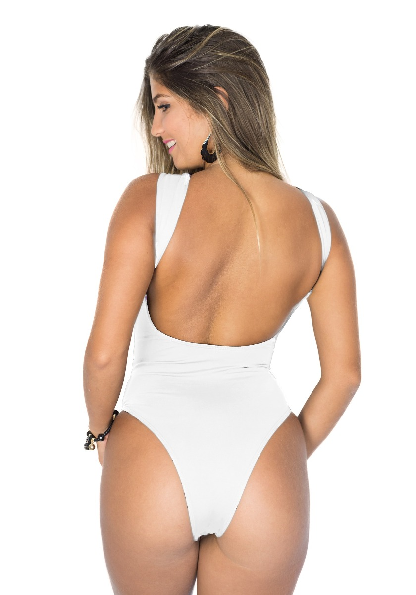 6240c75e2 maiô  camisa  body feminino lycra moda praia verão 2018. Carregando zoom.