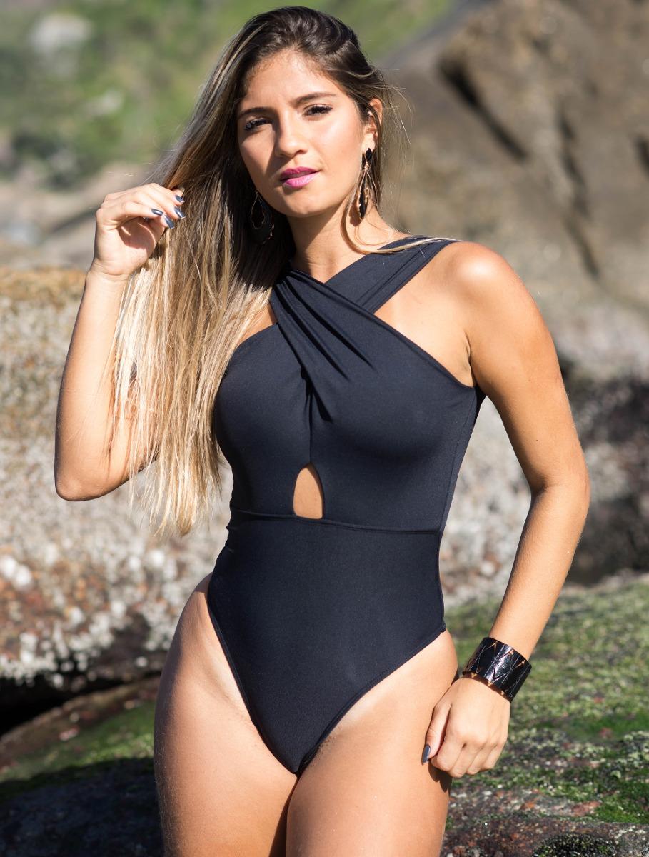 8f5538a12 maiô  camisa  body feminino moda praia  fitness verão lycra. Carregando  zoom.