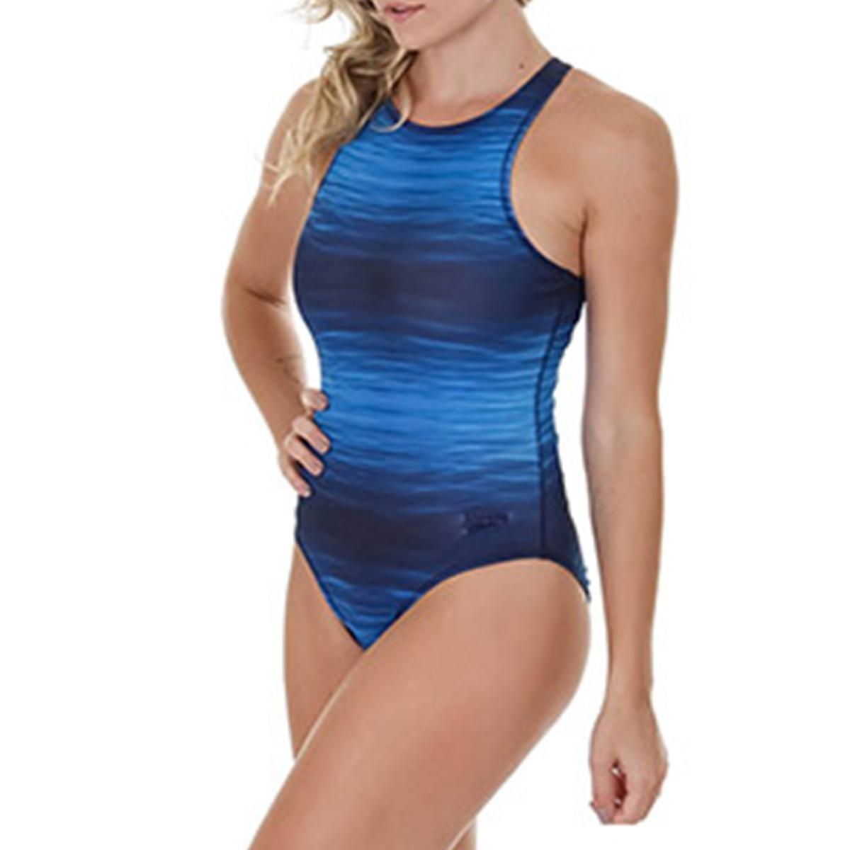 2aea9a60c maiô de natação speedo deep - cor azul. Carregando zoom.