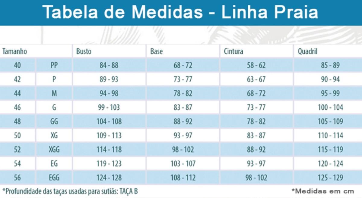 a6f14a7ba Maiô De Praia Com Fivela Banho De Mar 617.527 Tam 44-50 - R$ 207,90 ...