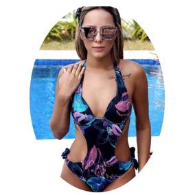 adb652191f18 Maiô Engana Mamãe Ripple Biquinis Mulher - Moda Praia no Mercado ...