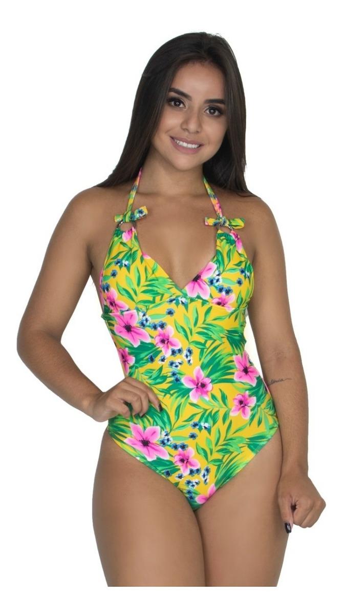 fd9da8186629 maiô estampado bojo feminino lycra verão moda praia 151. Carregando zoom.