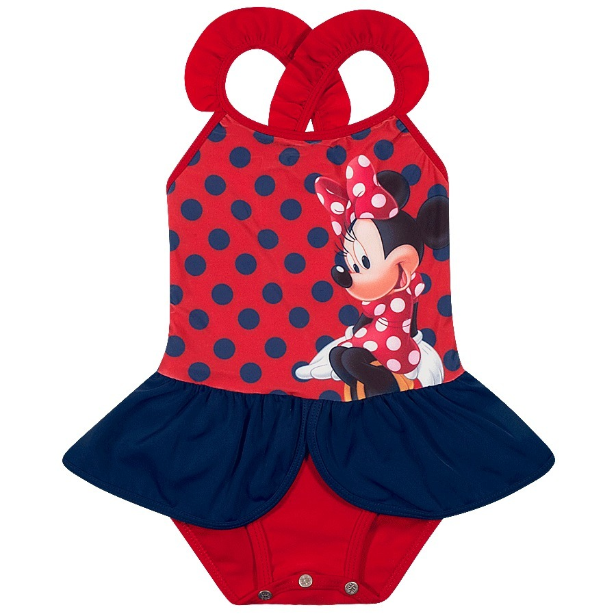 f26c487cd maiô infantil minnie disney - tip top. Carregando zoom.
