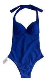 afaf4b8dd0d7 Maio Plus Size Sem Bojo Moda Praia Maios Mulher - Calçados, Roupas e ...