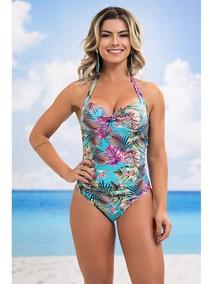 e68a3299679c Maio Com Bojo E Aro Mulher - Moda Praia com o Melhores Preços no ...