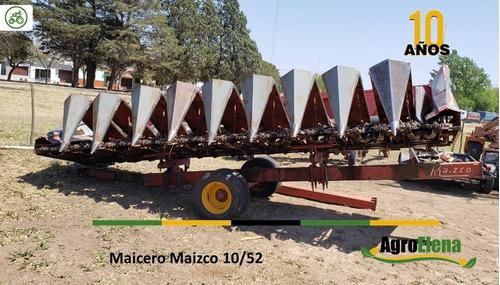 maicero maizco 10/52