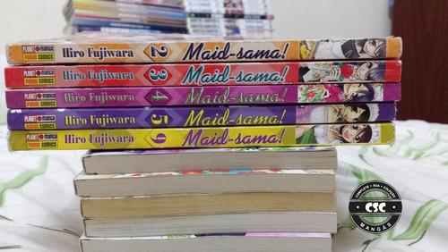 maid sama vários volumes avulsos!