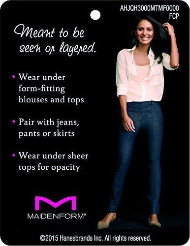 maidenform mujeres s flexees fajas camisola sin costura